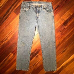 Wangler Regular Fit Jeans - 90s Vintage
